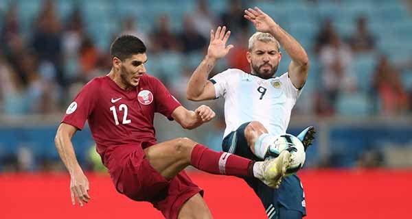 Katar wstydu nie przyniósł