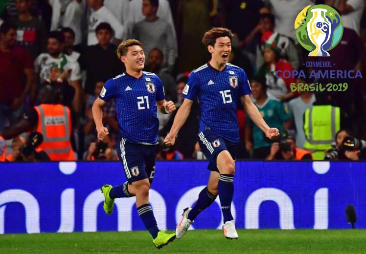 Goście z Azji na Copa America