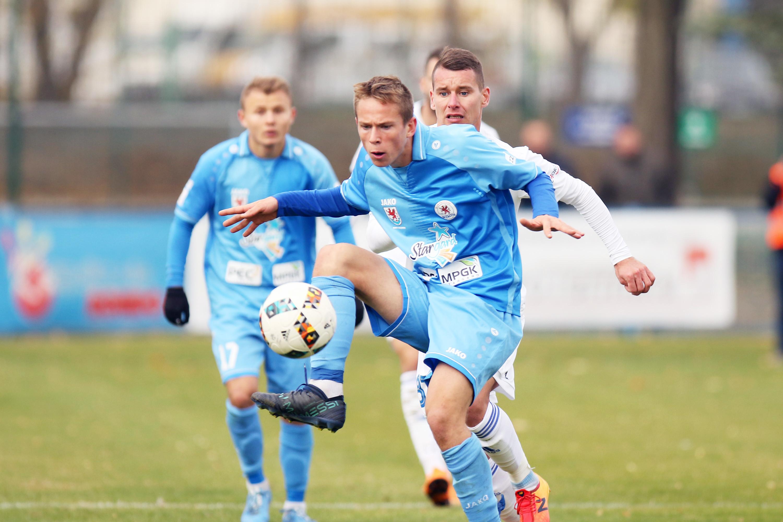 Błękitni Stargard po ośmiu latach spadają z II ligi