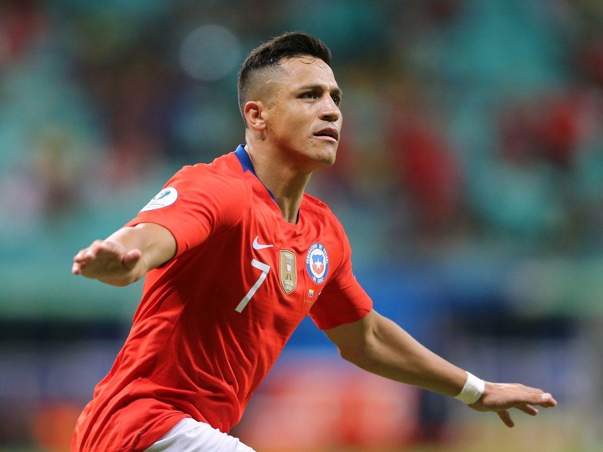 Alexis Sanchez wraca do formy sprzed lat