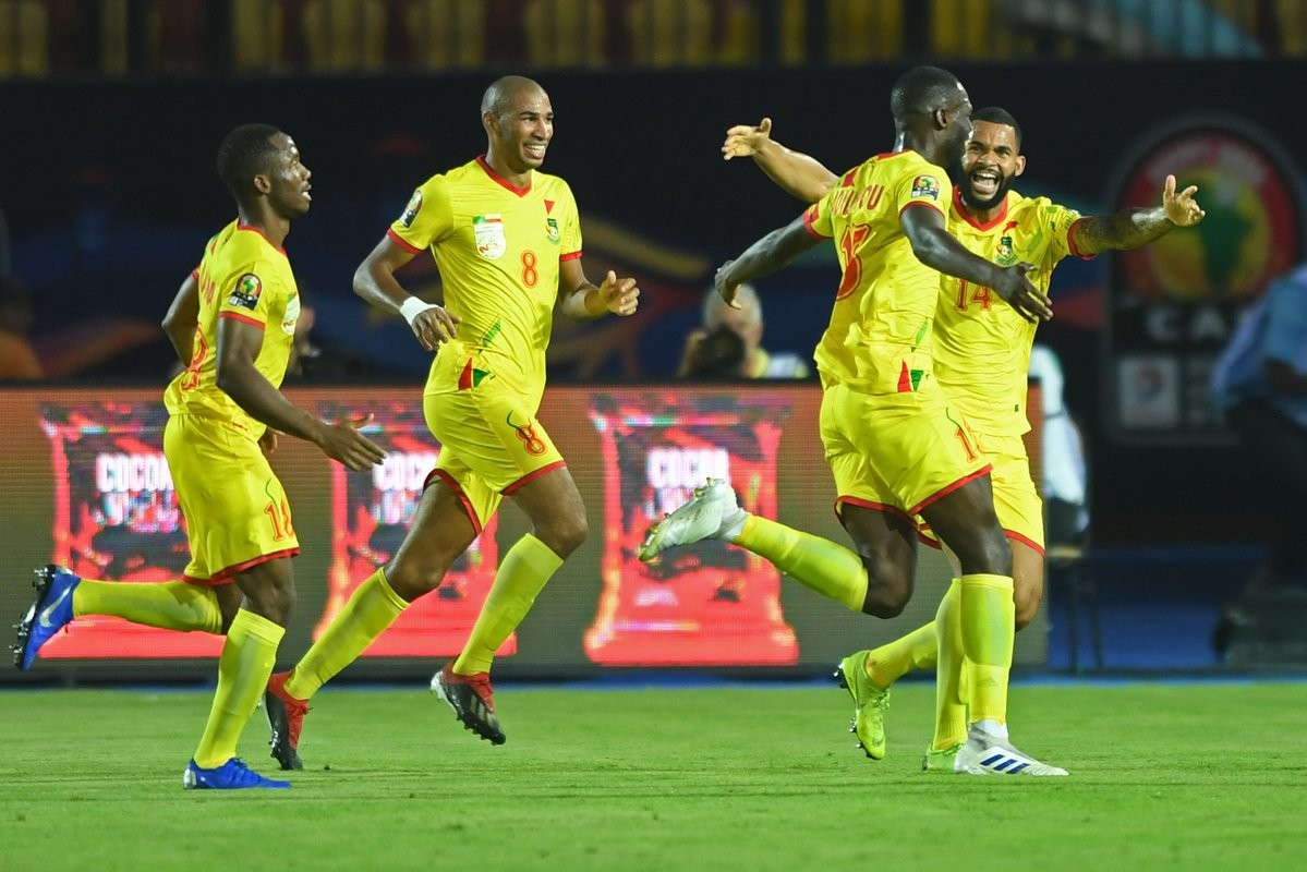 Benin największą sensacją PNA 2019