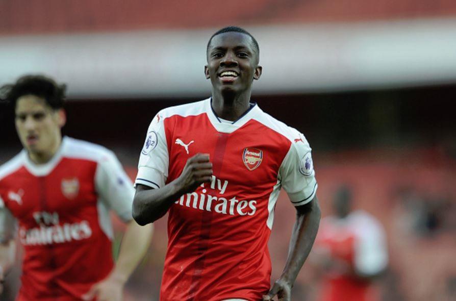 Arsenał młodzieży w Arsenalu
