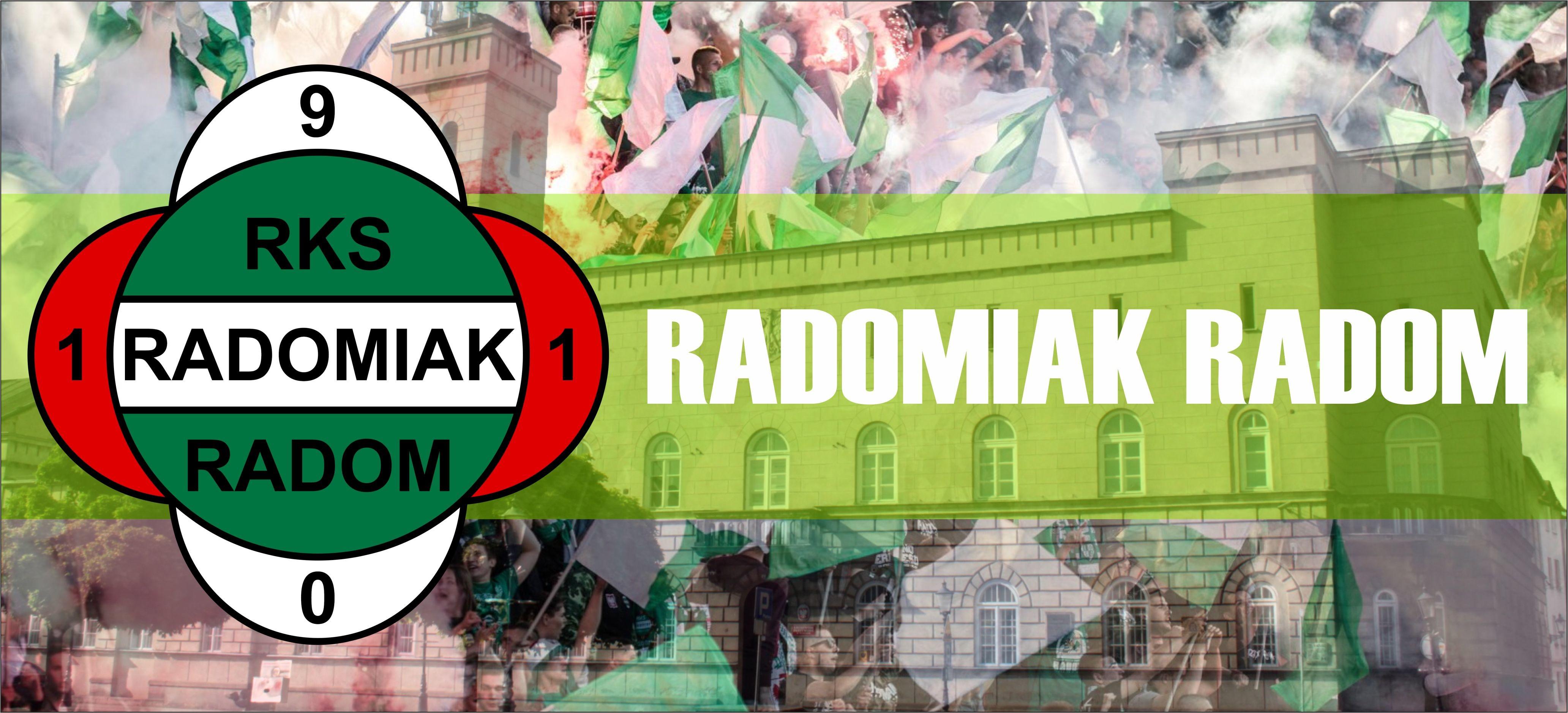 Skarb kibica I ligi: Radomiak Radom – utrzymanie czy coś więcej?