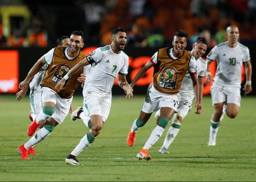 Algieria nie chce się zatrzymywać