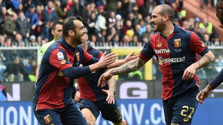 Skarb kibica Serie A: Genoa CFC – środek tabeli realnym celem