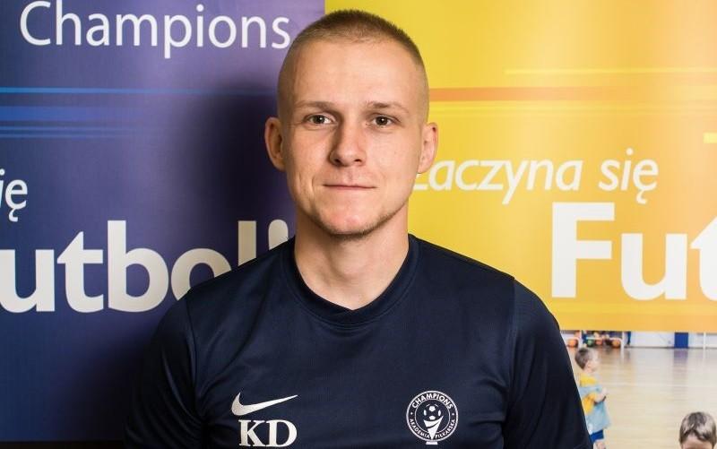 """Kamil Dąbrowski: """"Po prostu wziąłem Facebooka i zacząłem pytać o pomoc"""""""