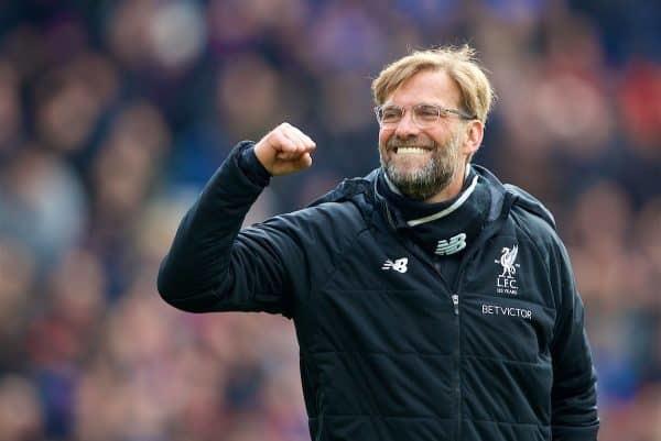Kanonierzy rozstrzelani na Anfield! Mohamed Salah ośmieszył Davida Luiza