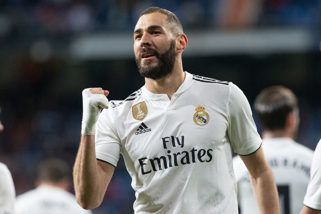 Karim Benzema umie w Ligę Mistrzów. Francuz ciągnie grę Realu Madryt