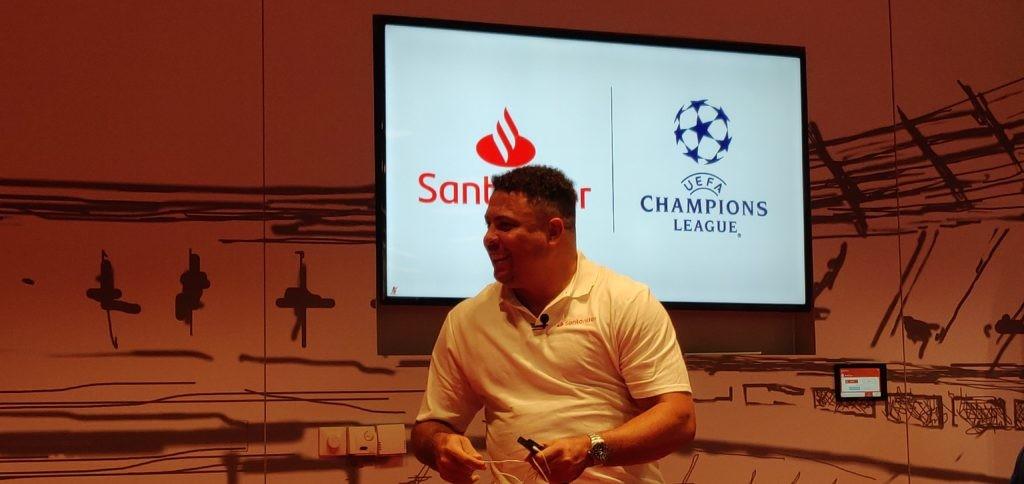 Ronaldo odwiedził Warszawę (REPORTAŻ)