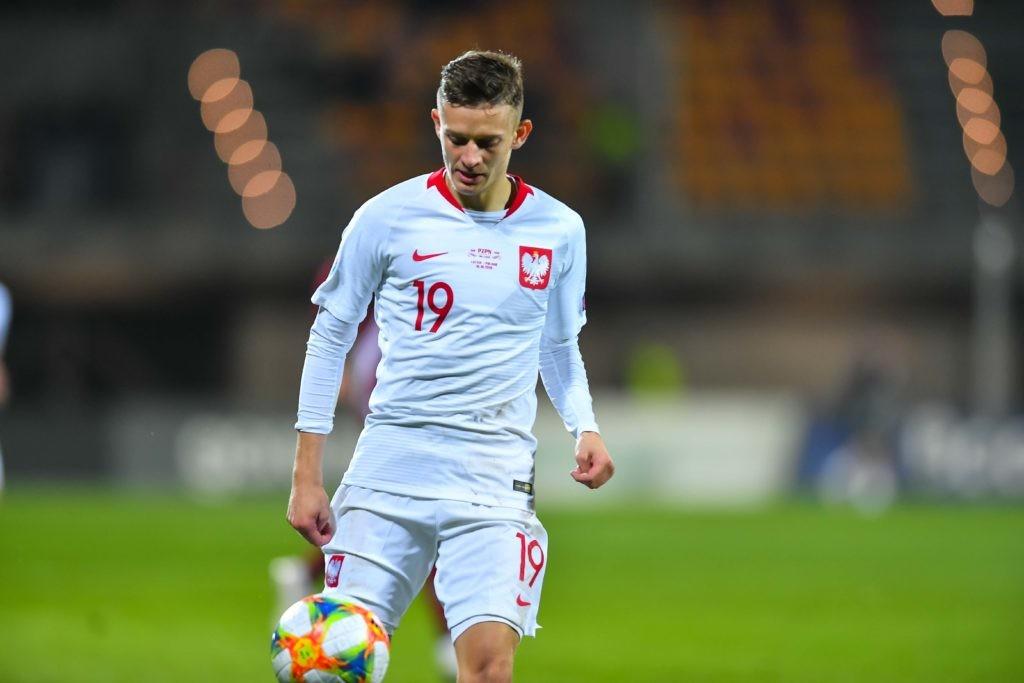 Sebastian Szymański nową jakością polskiej kadry?