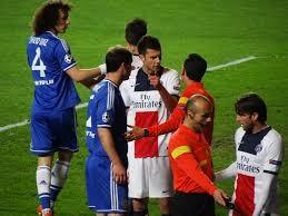 Thiago Motta w barwach PSG