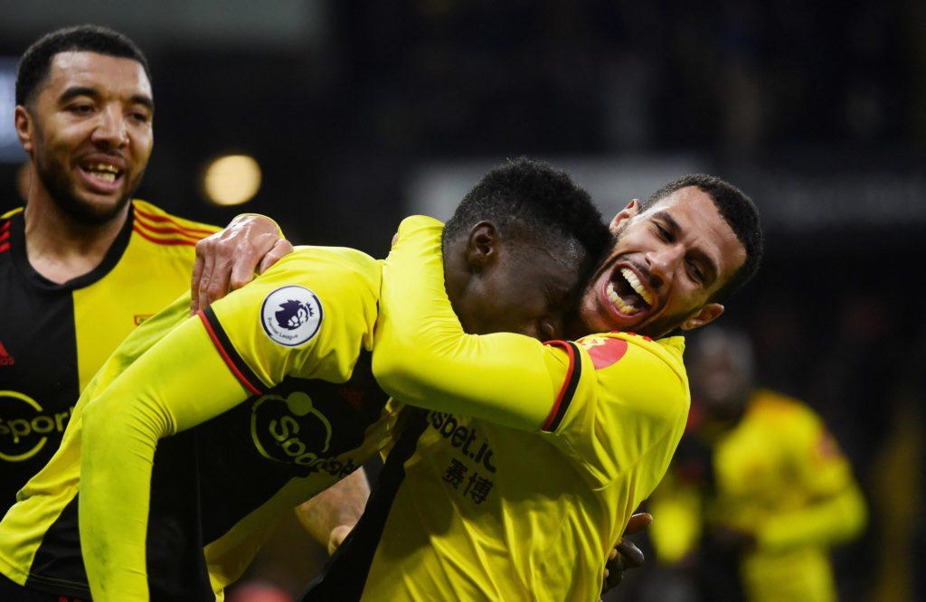 Watford wstaje z kolan