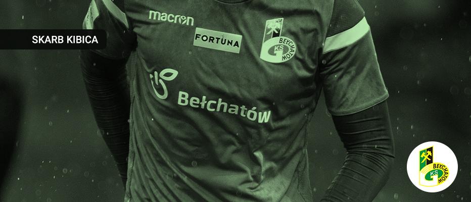 Skarb Kibica Fortuna 1. Ligi: GKS Bełchatów – piłka po ich stronie