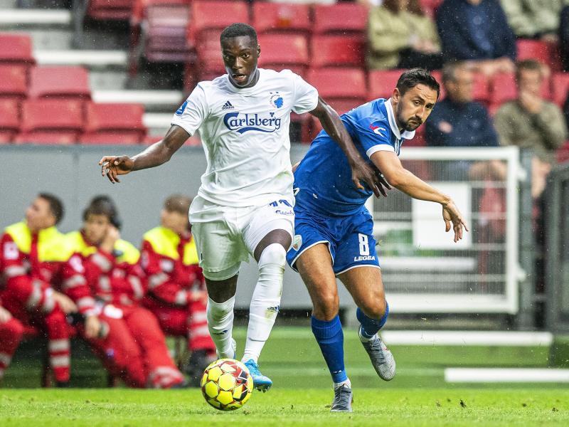 ONBG: Mohamed Daramy – nastoletni rekordzista nadzieją duńskiej piłki