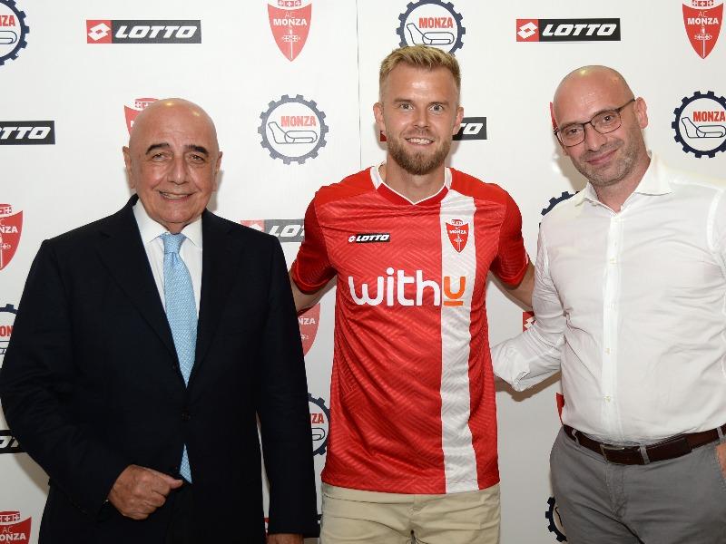 Christian Gytkjaer w AC Monza – dobry ruch?