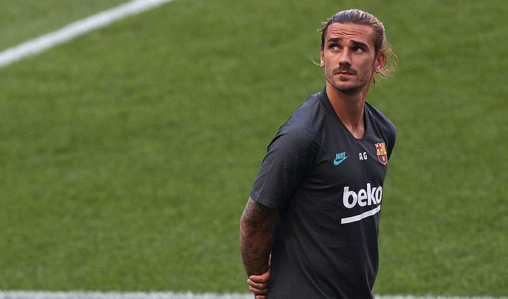 Inny niż wszyscy. Kiedy Antoine Griezmann odnajdzie się w Barcelonie?