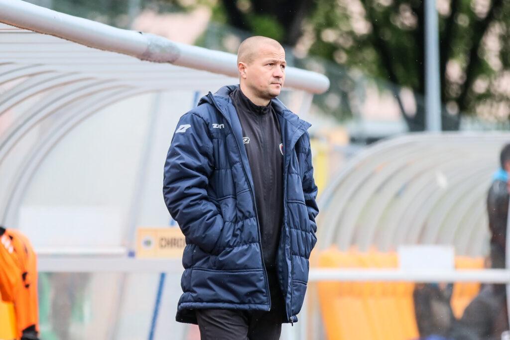 Jakub Wolny: Praca z trenerem Mamrotem to mój kapitał [WYWIAD]