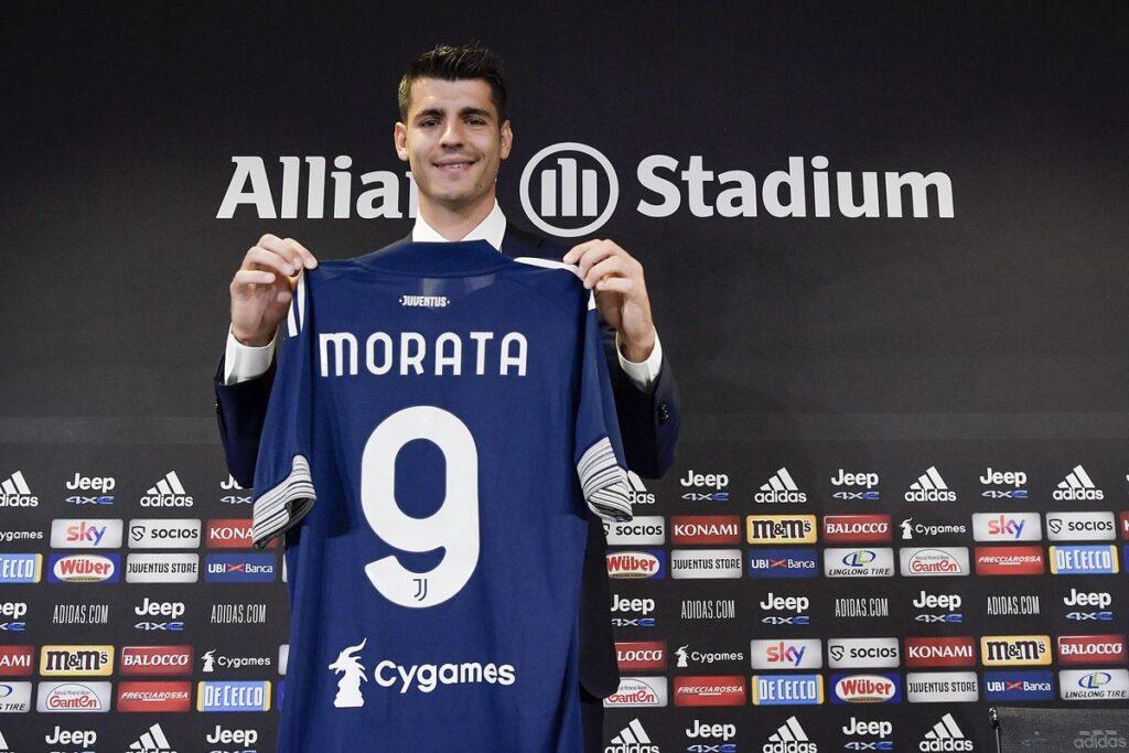 """Alvaro Morata – czy Juventus to jego """"ziemia obiecana""""?"""