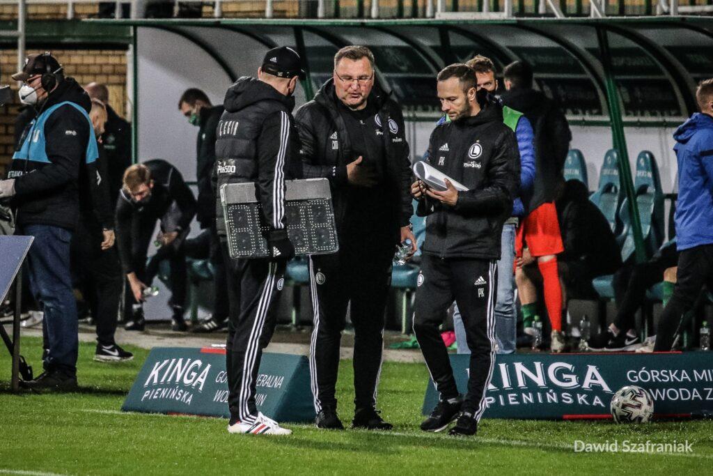 Legia Warszawa melduje się w drugiej rundzie kwalifikacji do Ligi Mistrzów!