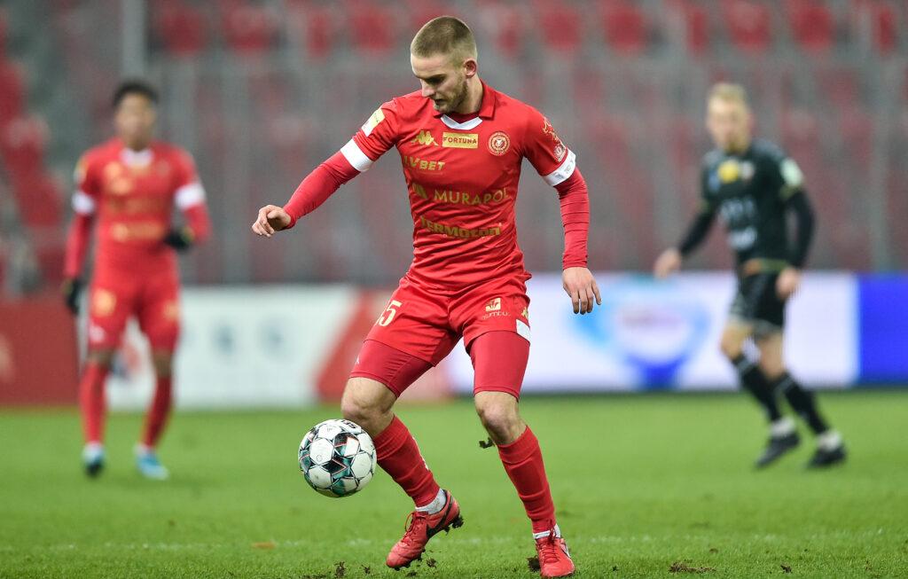Widzew Łódź dalej dobrze punktuje. Kto stoi za jego dobrą formą?