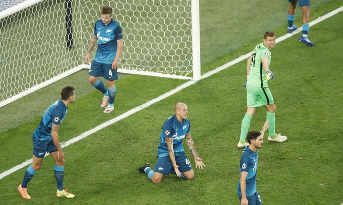 Rosjanom brakuje luzu? Zenit czeka na zwycięstwo