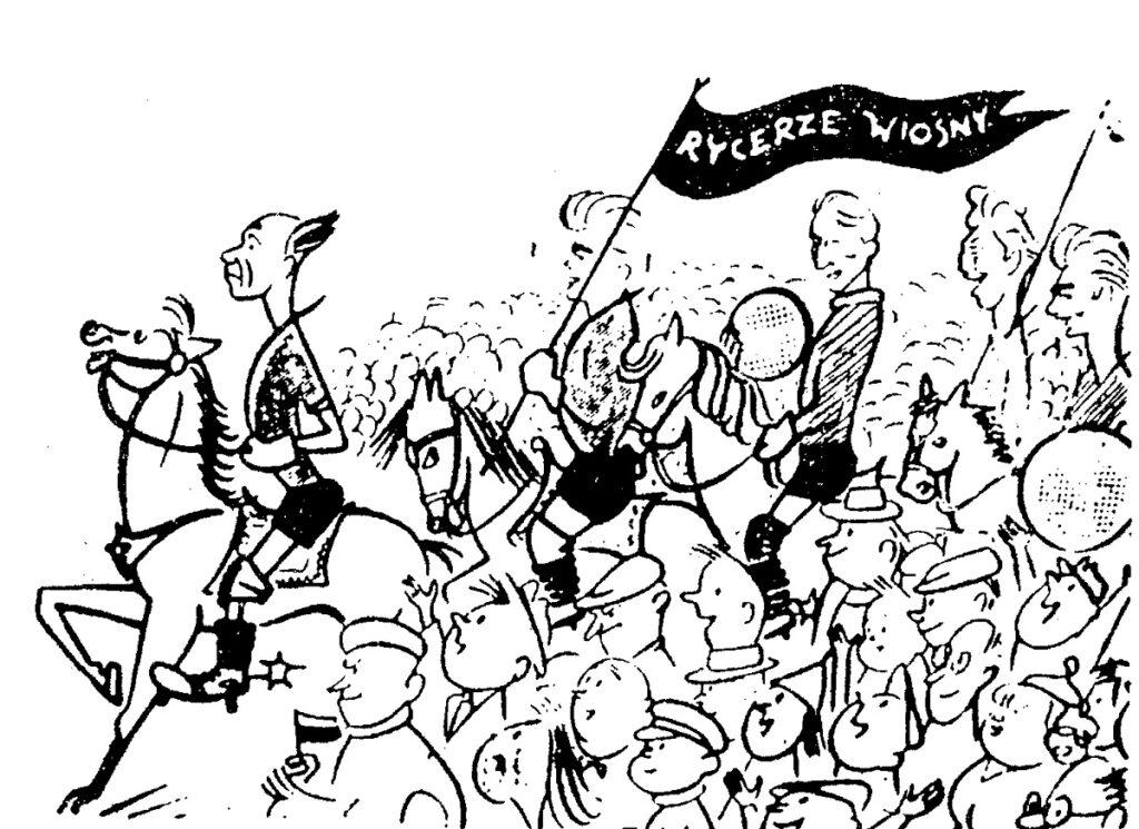 """FJW: """"Panowie, kapelusze z głów, tak grają Rycerze Wiosny"""""""