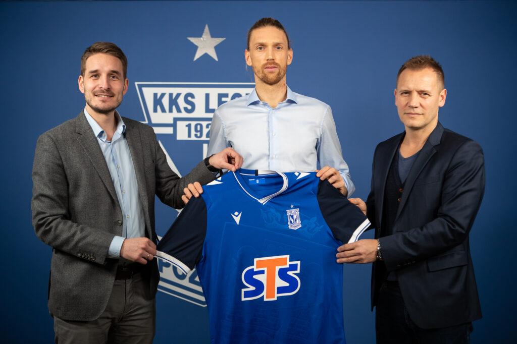 Hit transferowy: Bartosz Salamon w Lechu Poznań!