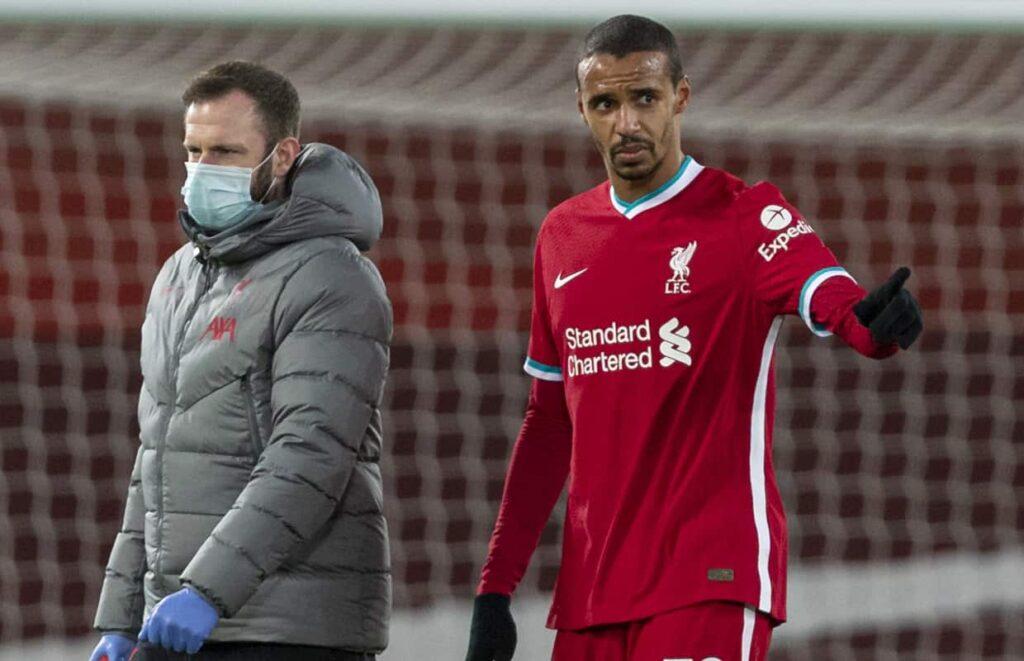 Joel Matip z kolejną kontuzją i wątpliwą przyszłością w Liverpoolu