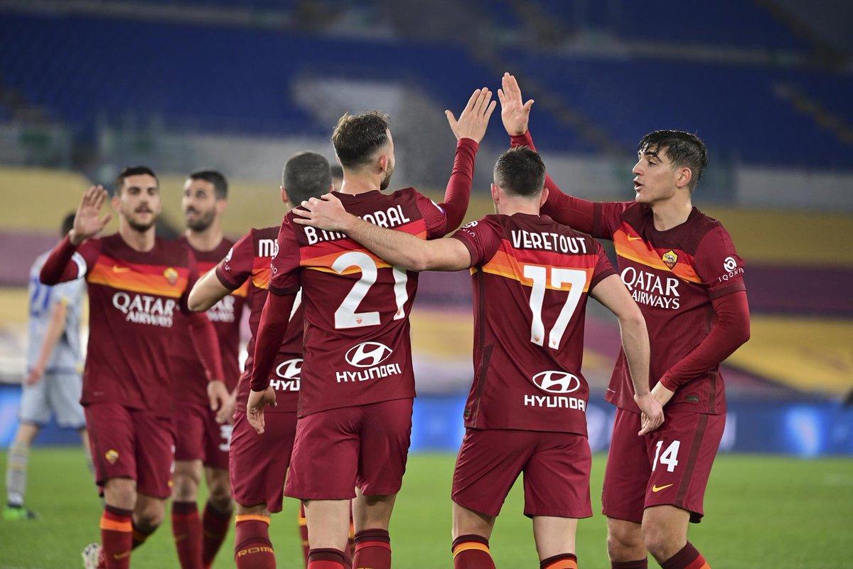 AS Roma walczy o uratowanie sezonu