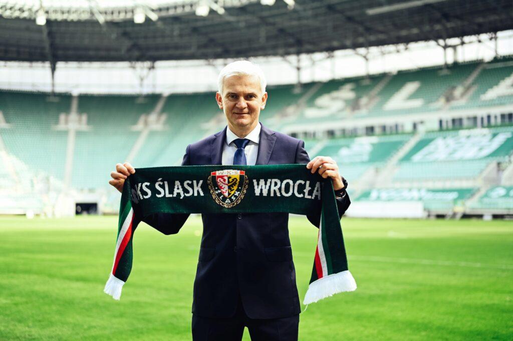 Czy Jacek Magiera i Śląsk Wrocław to małżeństwo idealne?
