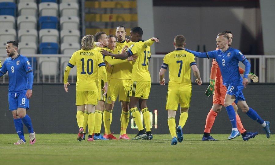 Notes taktyka: Szwecja podtrzymała dobrą passę – faza pucharowa jest w jej zasięgu