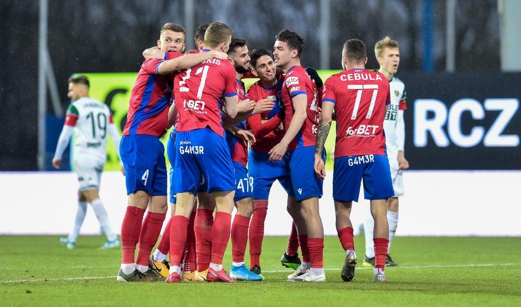 Niespodzianka była blisko. Raków Częstochowa zdobywa Puchar Polski!