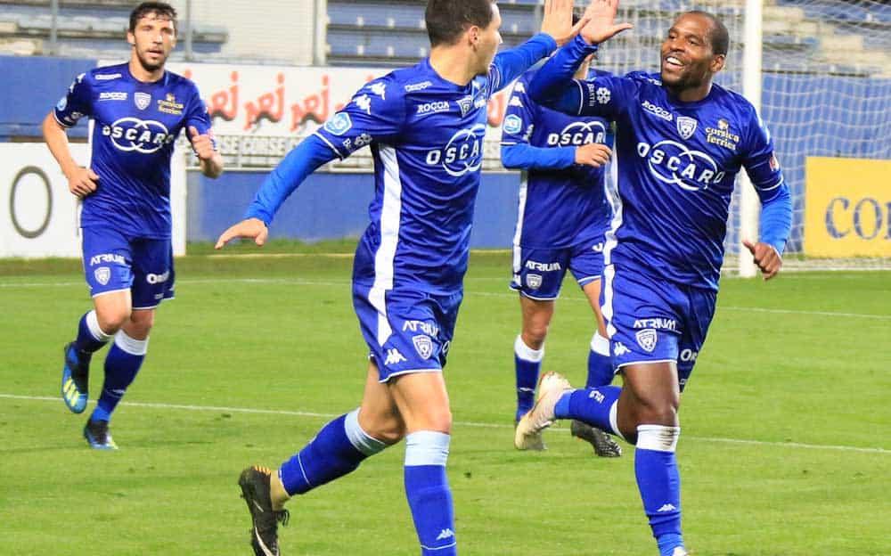 SC Bastia wraca do profesjonalnej piłki
