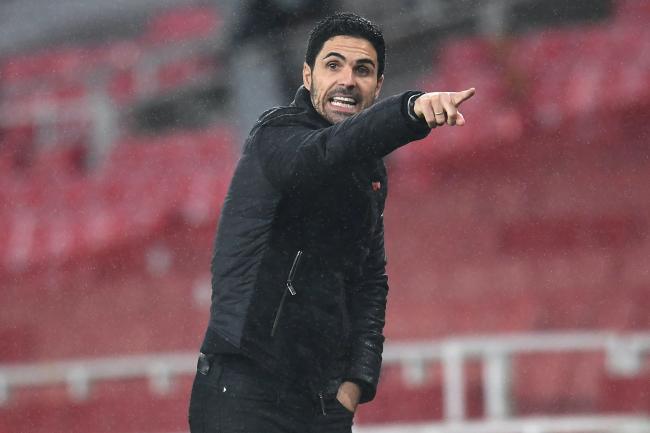 Mikel Arteta bardzo chce zostać ligowym wuefistą…