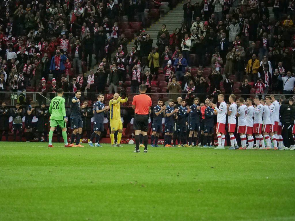Polska pokonuje San Marino – pomeczowe oceny naszych reprezentantów