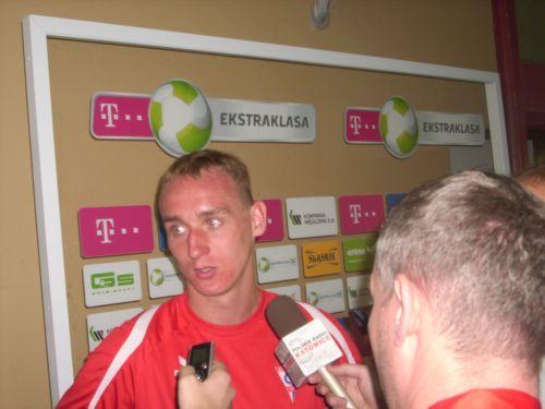 Adam Marciniak podpisał kontrakt z Cracovią