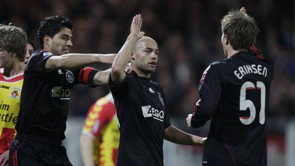 Ajax drugim finalistą Pucharu Holandii