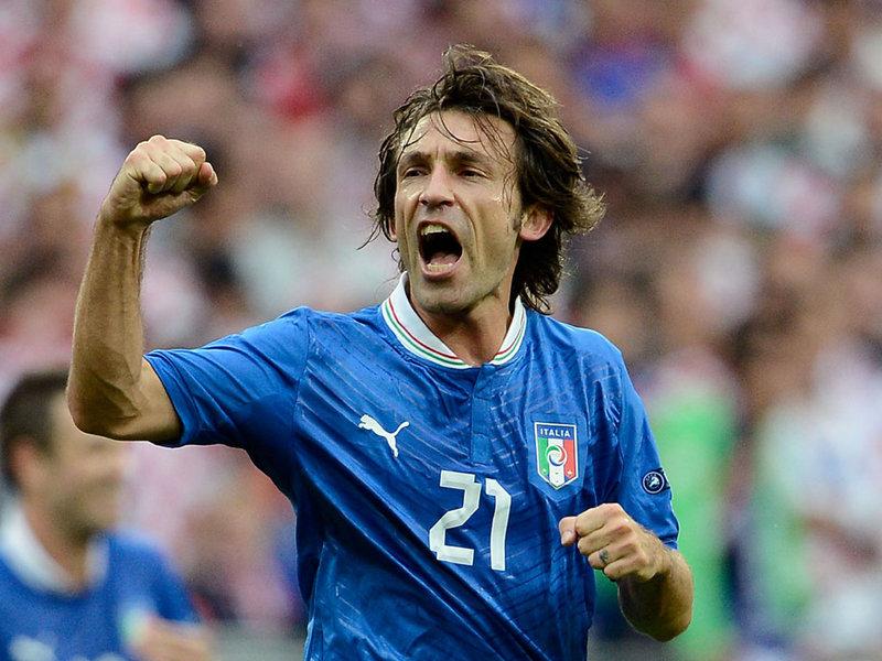 Juventus zmartwiony powołaniem Pirlo