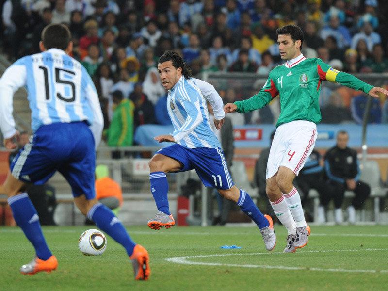 Tevez: Nie mam nadziei na mundial