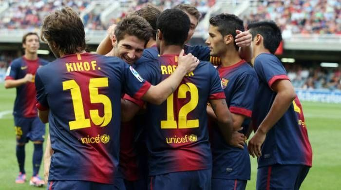 Super Mecz: Barcelona – Lechia!