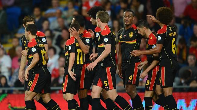 """""""Prawdziwych mężczyzn poznaje się nie po tym, jak zaczynają, ale jak kończą"""". Belgia 3:2 Japonia"""