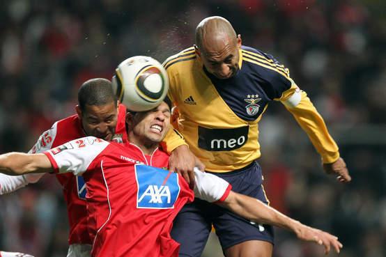 Benfica przegrywa z pogromcą Lecha