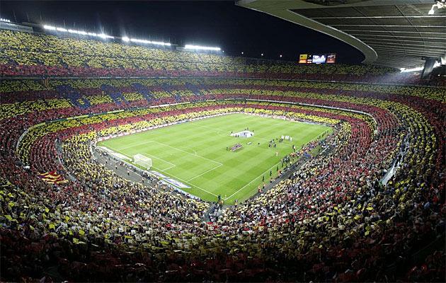 David Luiz o krok od Camp Nou