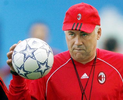 Ancelotti nie pójdzie do diabłów