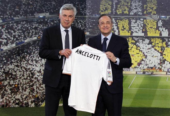 Carlo Ancelotti w Realu Madryt. Jak ocenić ten ruch Florentino Pereza?