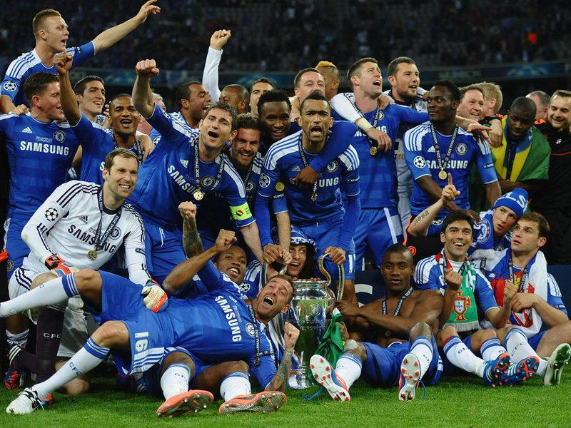 Liga Mistrzów: Grają finaliści