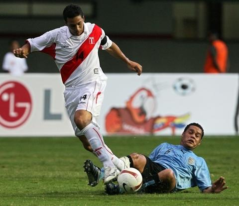 Peru — Dania:  bolesny powrót na mundial