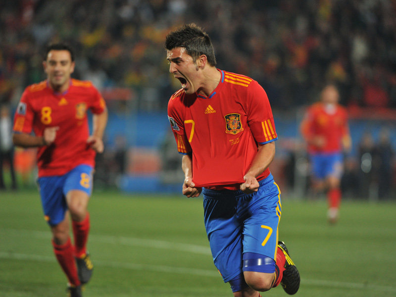 """Niedoceniany """"El Guaje"""" odchodzi – David Villa kończy karierę"""