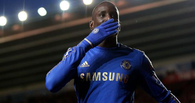Chelsea szczęśliwie wygrywa
