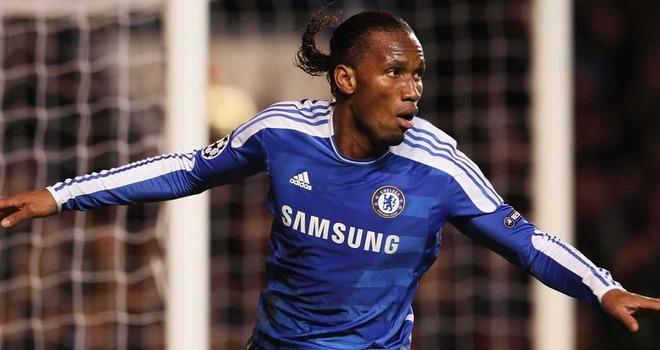 Drogba asystentem Hiddinka w Chelsea?